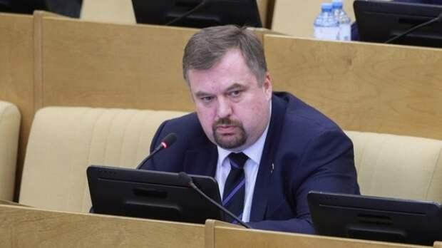 Депутат Госдумы объяснил, зачем США ввели санкции против России