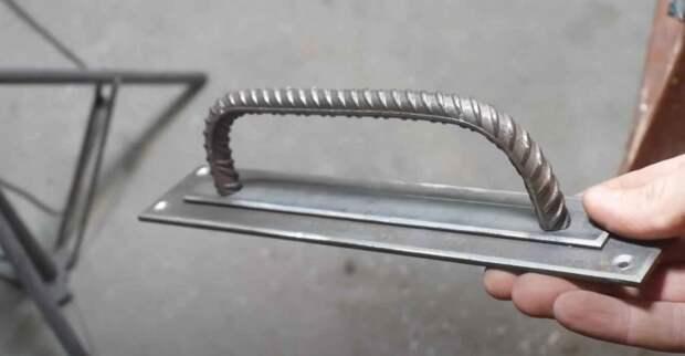 Как сделать дверную ручку из металла: 3 бюджетных варианта