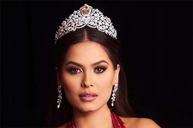 Титул «Мисс Вселенная» достался мексиканке