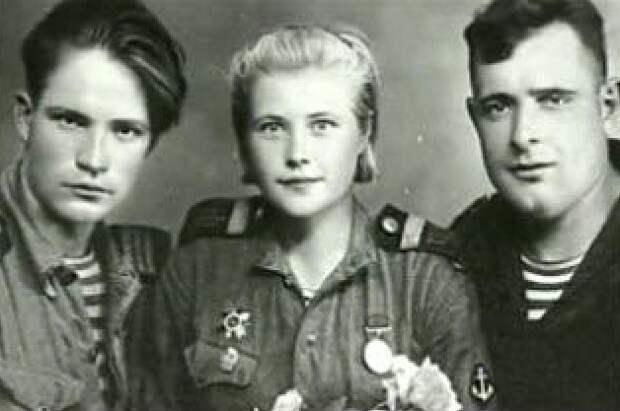 Екатерина Демина: чем шокировала немцев «Катюша» из морской пехоты