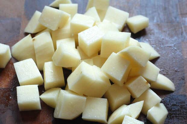 Картофельная колбаса - это очень, очень вкусно. Рецепт из Беларуси