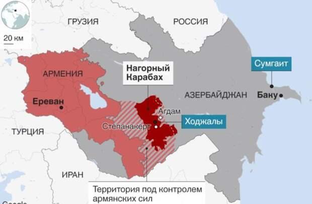 Россия должна усадить Ереван и Баку за стол переговоров – депутат Водолацкий