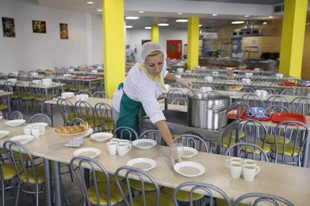 Эксперты о решении проблем со школьным питанием: надо привести в школы заинтересованный бизнес