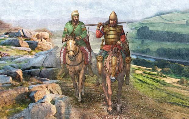 Сарматы: в каком народе они растворились и были ли они рыцарями?