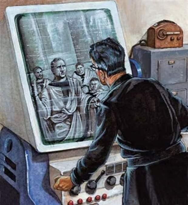 Странная тайна секретной машины времени, спрятанной в Ватикане