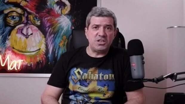 Шахназаров намекнул на алкоголизм Назарова после критики парада Победы