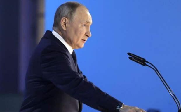 Путин изменил свое традиционное выступление на Дне Победы