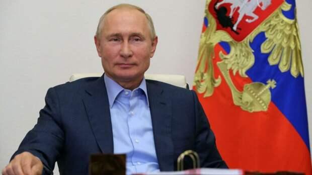 """Путин заявил, что Россия """"зубы выбьет"""" всем, кто попробует что-то унее """"откусить"""""""