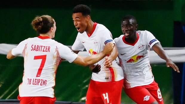 «Лейпциг» разгромил «Герту», одержав 4-ю победу подряд в Бундеслиге