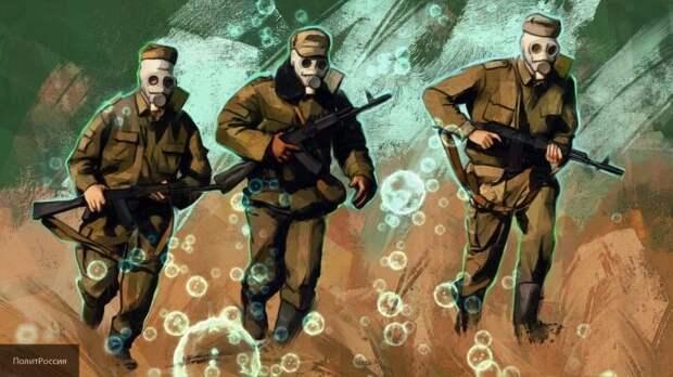 Украинский генерал Романенко: Коронавирус помешал России «напасть на Прибалтику»
