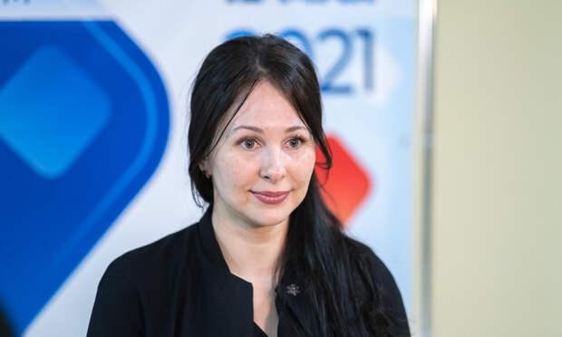 Екатерина Шабанова.