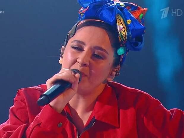 Манижа спела в финале «Евровидения»