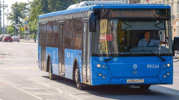 Два человека пострадали в ДТП с автобусами на Пятницком шоссе
