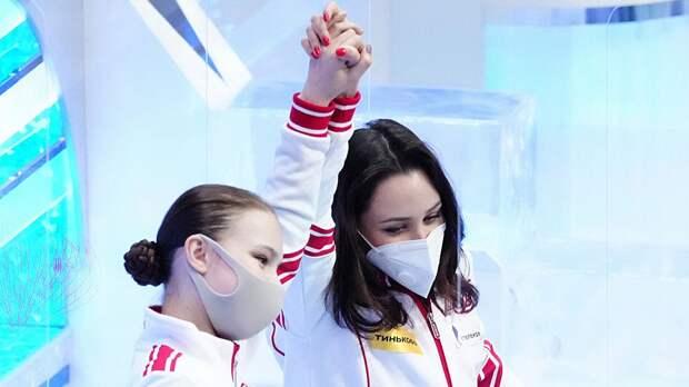Тодоренко: «Из тех фигуристок, кто выступает сейчас, мне очень нравятся Аня Щербакова и Лиза Туктамышева»