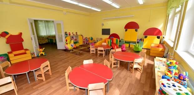В районе Даниловский построят жилой квартал с детскими садами