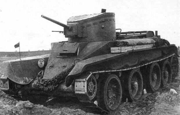 Подборка легких танков ссср второй мировой войны, с подробным описанием. Часть 4.