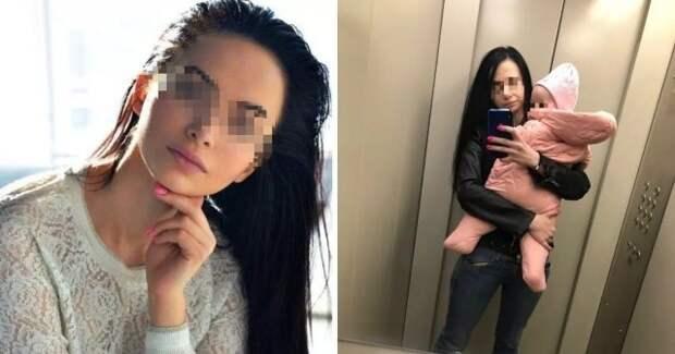 Жительница Москвы отдала годовалую дочь бомжам