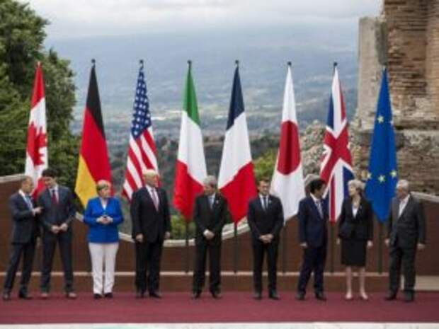 «Не пойдем никогда»: Лавров оприсоединении России кG7