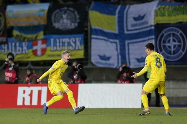 Андрей Шевченко: Зинченко и Малиновский – это имидж Украины
