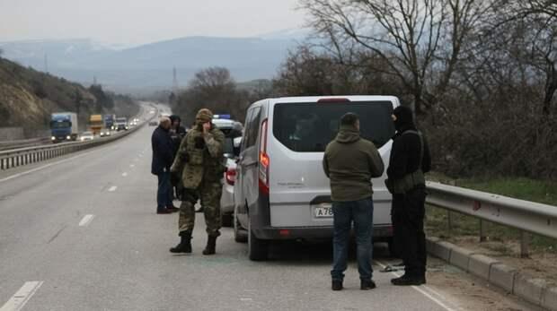 В Крыму три предпринимателя пытались похитить мужчину ради выкупа