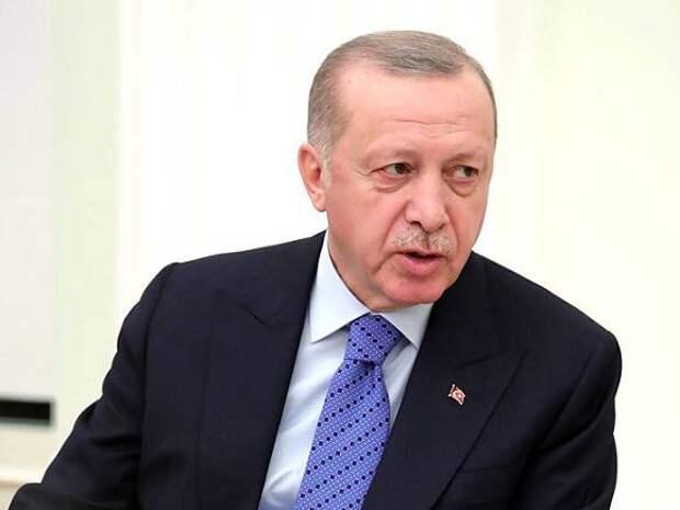 Эрдоган пообещал выступить с посланием «для всего мира»
