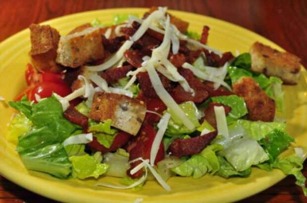 Самые вкусные салаты без майонеза