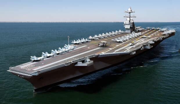 National Interest перечислил новые угрозы для американских авианосцев