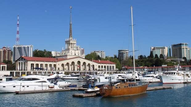 Скоростной морской маршрут уже в мае свяжет Новороссийск, Геленджик и Сочи