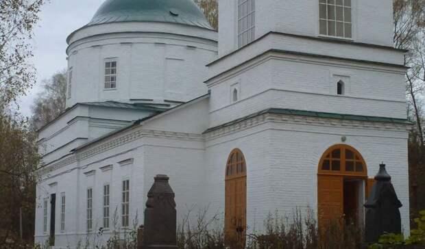 Банный комплекс вИвановской области помешал восстановлению церкви