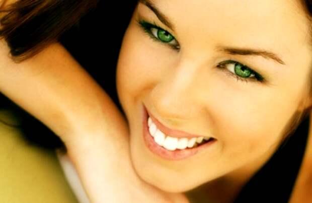 Интересные факты про обладателей зеленых глаз