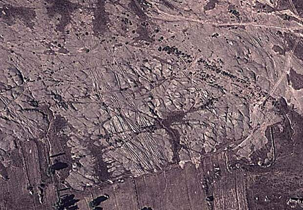 Исследование  таинственных  следов в  Фригийской долине  (Турция 2014 г.)