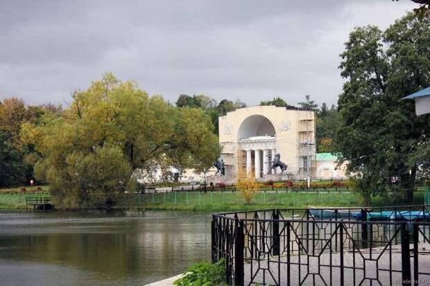 """Парк """"Кузьминки-Люблино"""". Фото из открытого источника"""