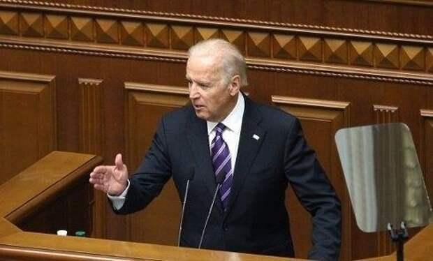 Байден пообещал Украине смертоносное оружие