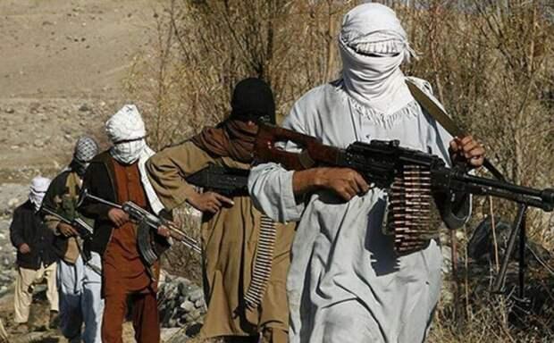 Талибы захватили три ключевых города в Афганистане за один день