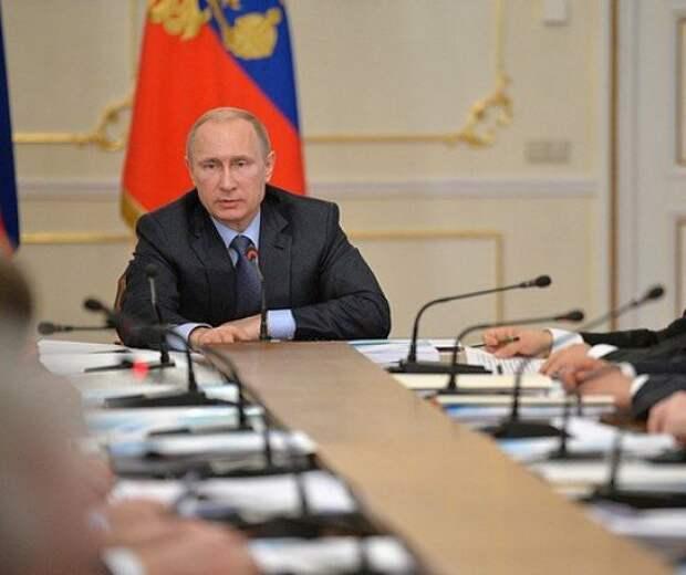 Владимир Путин сформирует новое правительство