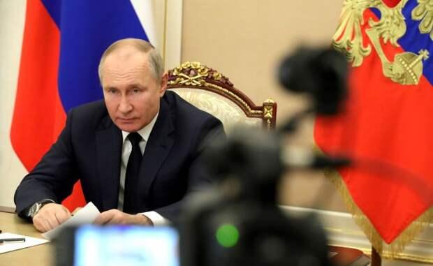 Путин— российским дипломатам: Обстановка вмире непростая