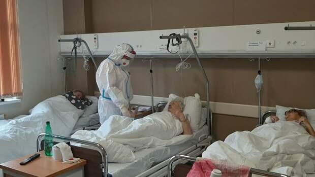 Еще 8329 человек заболели коронавирусом в России