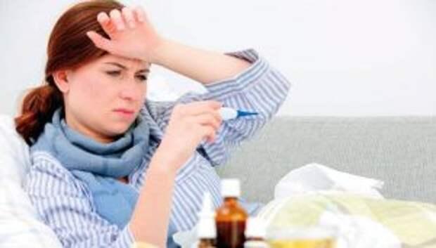 Лечим грипп