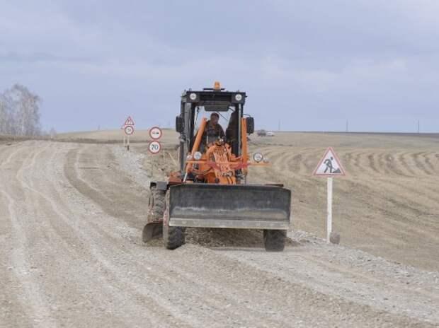 В Ульяновской области экспериментируют с бетонными дорогами