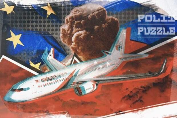 Голландцы, сами того не подозревая, указали на реального виновника инцидента с MH17