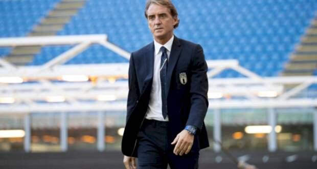 Манчини продлил контракт со сборной Италии до 2026 года