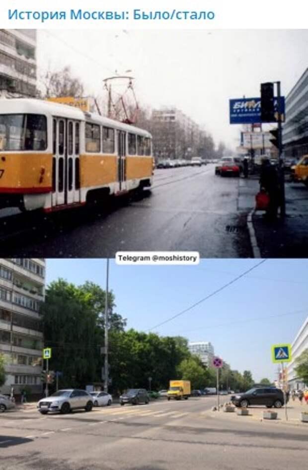 Фото дня: как изменилась улица 8 Марта за 30 лет