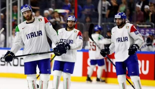 Сразу 15 хоккеистов сборной Италии подхватили COVID-19