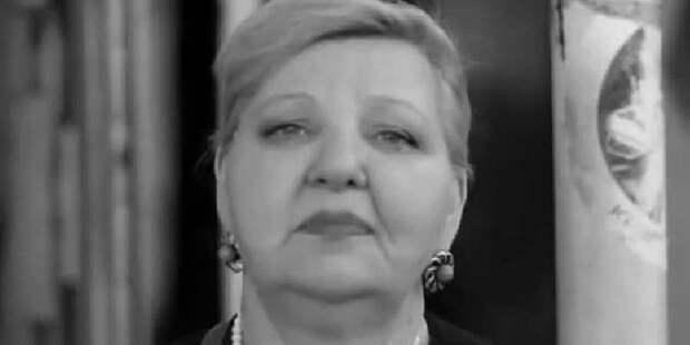 Умерла актриса из «Маски-шоу»