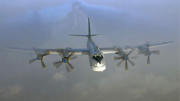 В Китае рассказали, почему Ту-95МС остается мировым лидером среди аналогичных самолетов