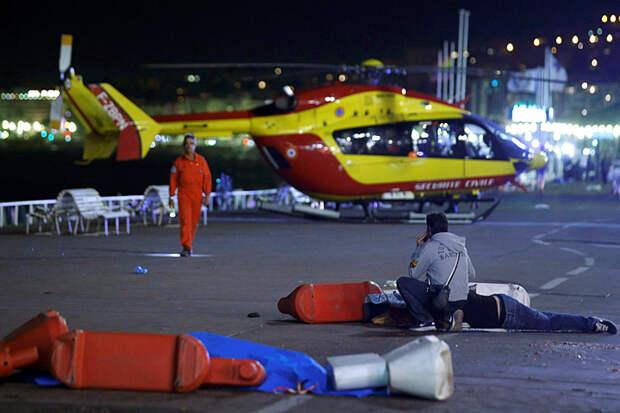 Теракт в Ницце унёс жизни, как минимум, 73 человек