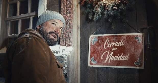 Санта пересел с саней на грузовик в эпичной рекламе Coca-Cola