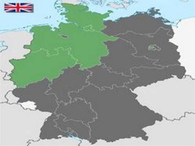 Новость на Newsland: Как жили немцы под английской оккупацией