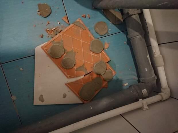 ТОП-5 ошибок при укладке плитки. Никогда так не делай!