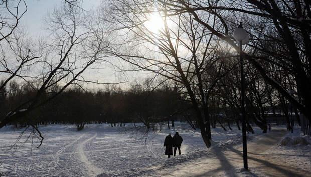 Небольшое похолодание ожидается в Московском регионе в середине и конце недели